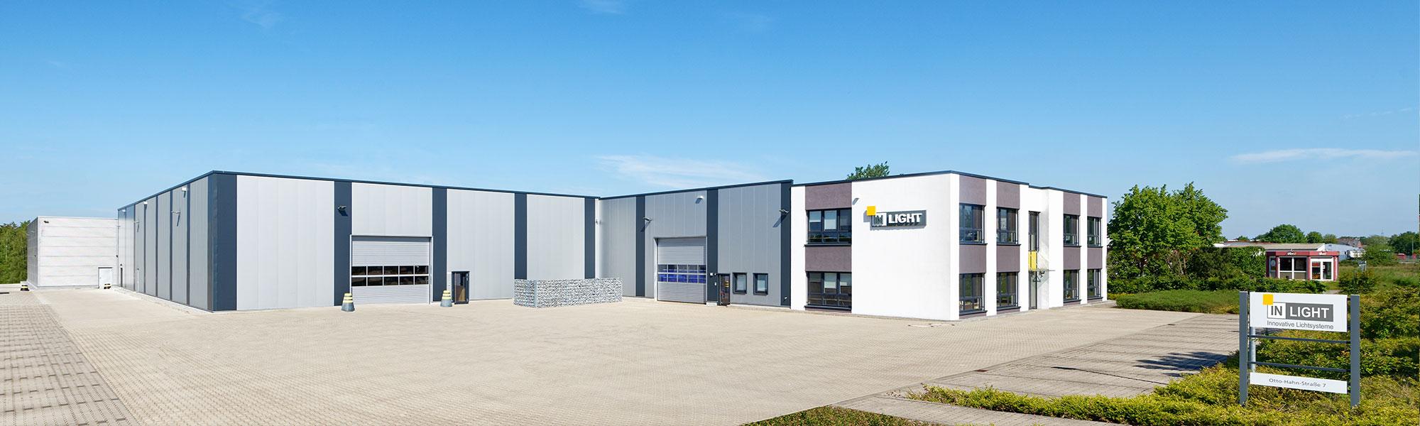 INLIGHT GmbH Gebäude